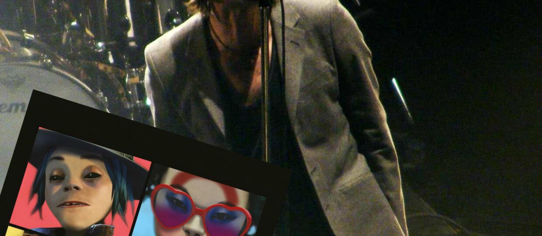 Liam Gallagher skrytykował współpracę Noela z Gorillaz