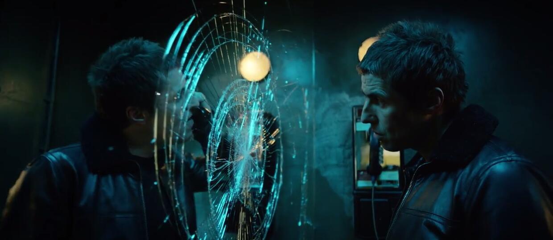 """Liam Gallagher w klipie do """"Wall Of Glass"""" ze swojej 1. solowej płyty"""