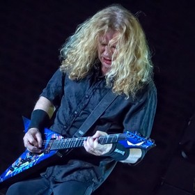 Lider Megadeth chciałby do Rock And Roll Hall Of Fame