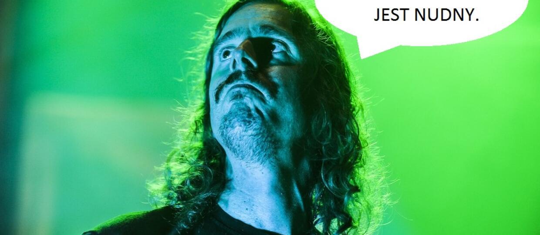 Lider Opeth: Większość dzisiejszych zespołów metalowych jest niepotrzebna