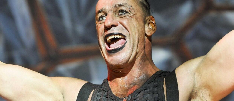 """Lindemann po raz pierwszy wykonał """"Praise Abort"""" na żywo"""