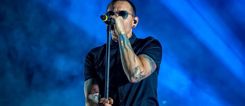 Linkin Park wraz z Mercedes-AMG złożyli hołd Benningtonowi