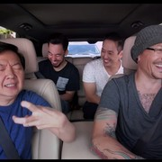 """Linkin Park z Chesterem wystąpili w """"Carpool Karaoke"""""""