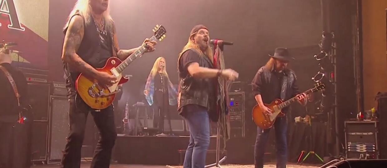 Lynyrd Skynyrd ogłosił pożegnalną trasę koncertową