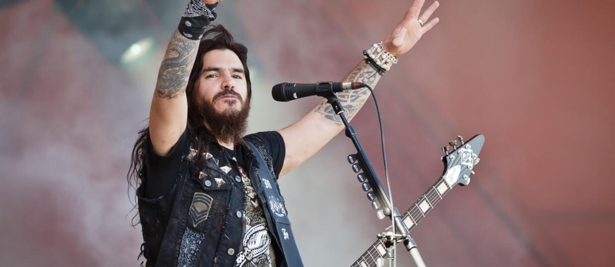 "Machine Head w coverze Linkin Park ""In The End"""