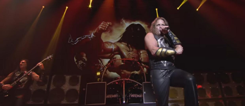 Manowar z koncertowym klipem z Monsters of Rock