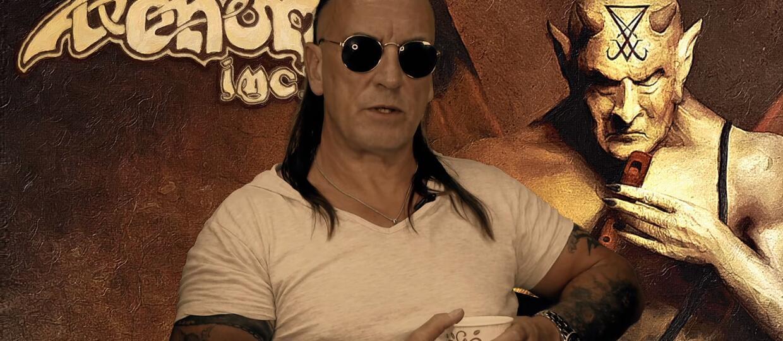 Mantas, były gitarzysta Venom miał atak serca