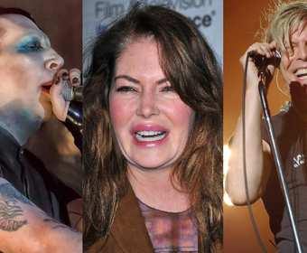 Marilyn Manson: Lara Flynn Boyle zniszczyła moje jedyne spotkanie z Davidem Bowiem