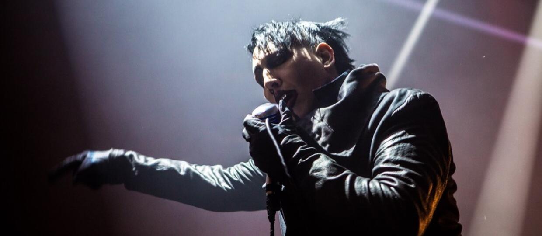 "Marilyn Manson nagrał cover Davida Bowiego ""Cat People"""