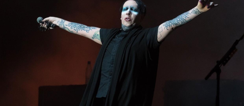 Marilyn Manson oskarżony o molestowanie i rasizm po nieudanym koncercie w Nowym Jorku