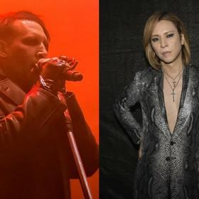Marilyn Manson wystąpi z X Japan na festiwalu Coachella