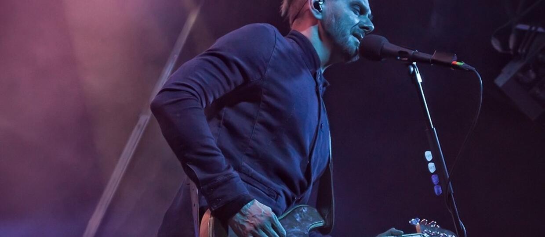 Mariusz Duda zapowiedział EP-kę Lunatic Soul
