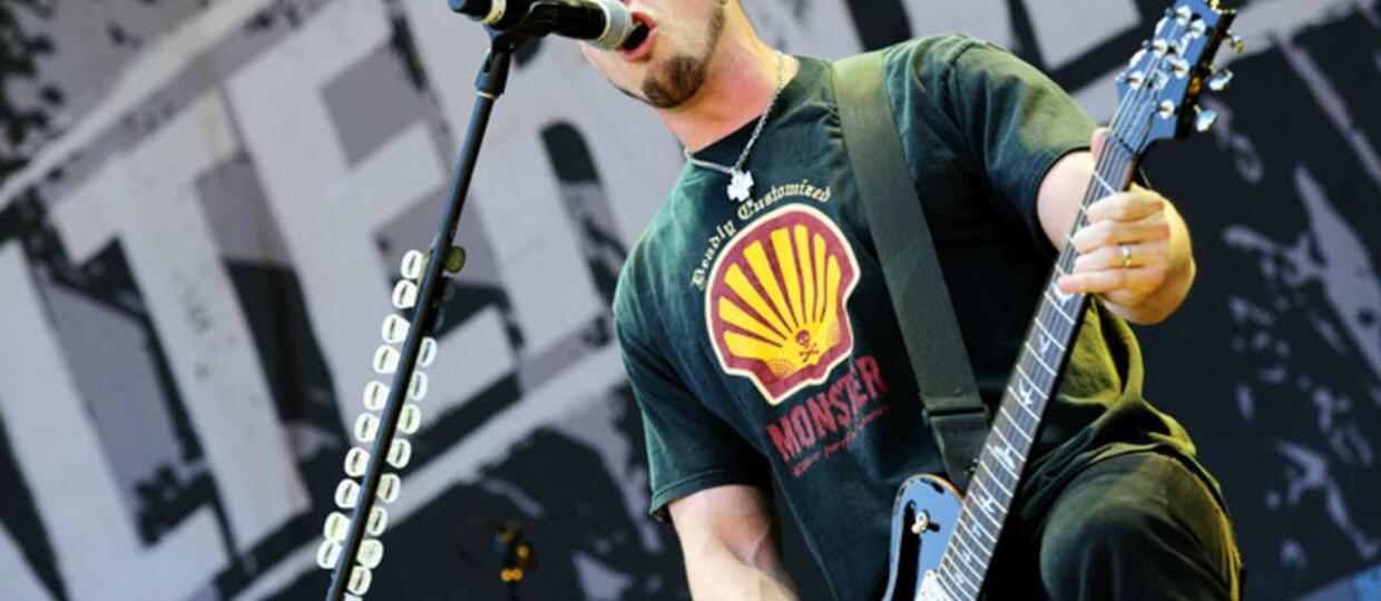 Mark Tremonti zaprezentował fragmenty 3. solowego albumu