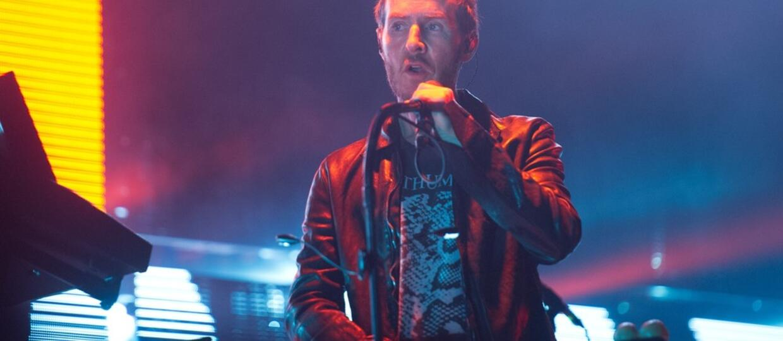 Massive Attack zakoduje swój album w formie DNA