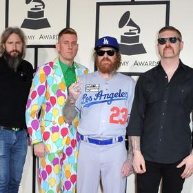 Mastodon Grammy 2017