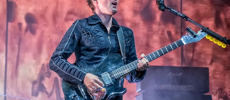 Matt Bellamy (Muse): Gitara przestaje być wiodącym instrumentem, a rockowe zespoły stoją jedną nogą w przeszłości