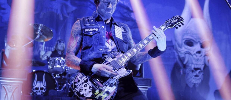 Matt Heafy z Trivium uratował fana na koncercie