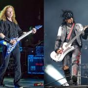 Megadeth i Nikki Sixx w coverze Sex Pistols