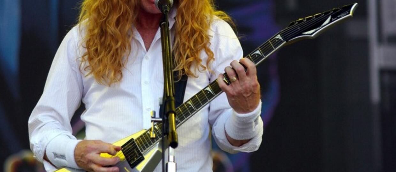 """Megadeth po raz pierwszy zagrał na żywo """"The Threat is Real"""""""