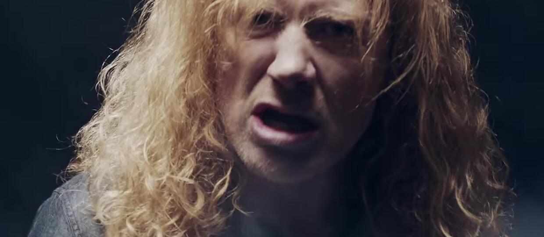 """Megadeth pokazał """"postamerykański świat"""""""