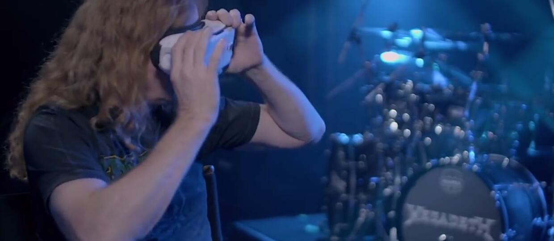 """Megadeth pokazał """"trujące cienie"""" w 360°"""