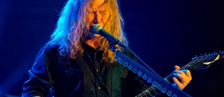 Megadeth przerwał koncert z powodu zamieszek