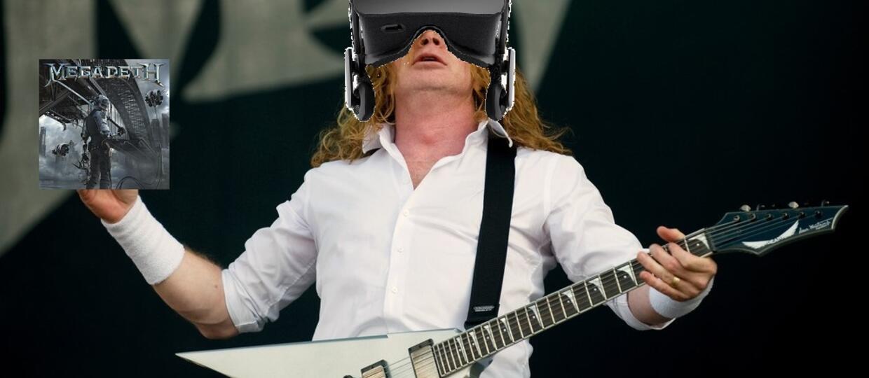 Megadeth zaprosi fanów do wirtualnej rzeczywistości