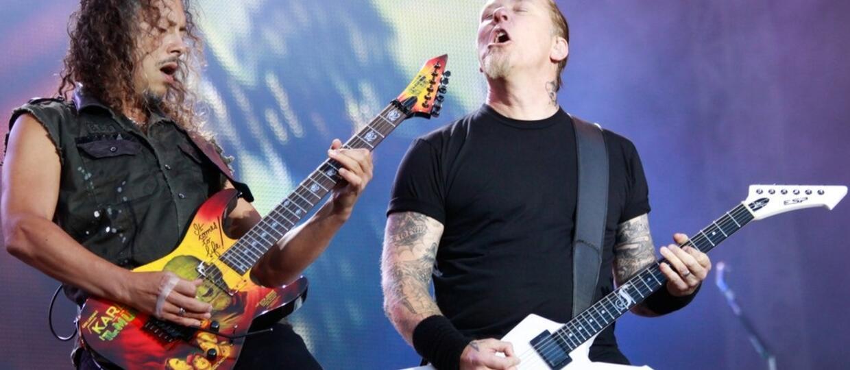 """Metallica opublikowała """"Fade to Black"""" z koncertówki z klubu Bataclan"""