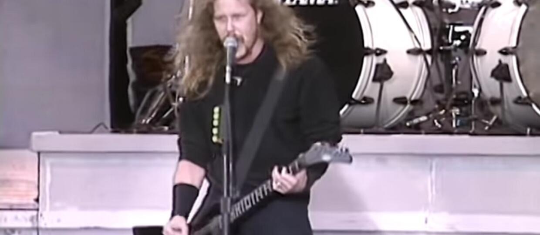 """Metallica udostępniła kolejne koncertowe nagranie. Zobacz, jak grupa grała """"Harvester of Sorrow"""" w 1991"""