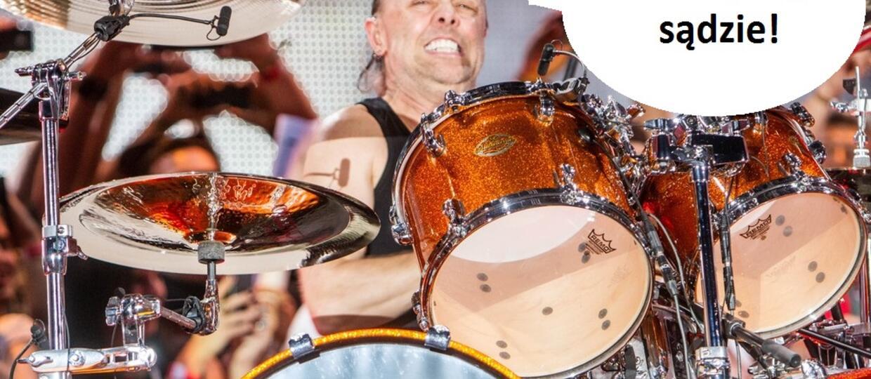 Metallica pozwała kanadyjski zespół