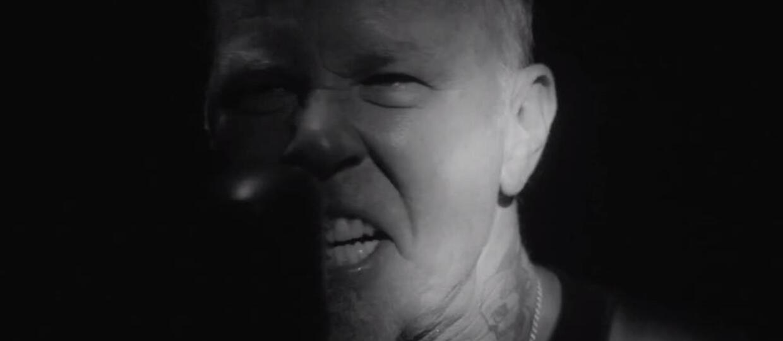"""Metallica udostępniła klip do """"Hardwired"""""""