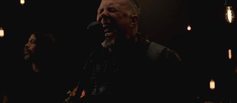 """Metallica udostępniła klip do """"Moth Into Flame"""""""