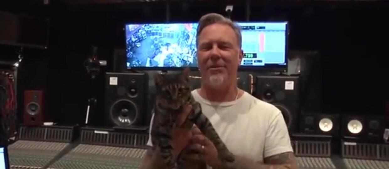 Metallica udostępniła nową muzykę na Święta