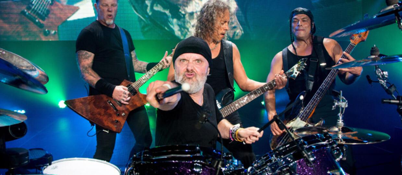 """Metallica udostępniła utwór """"Atlas, Rise!"""""""