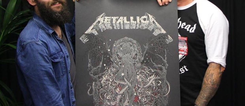 Metallica ujawni potwora...