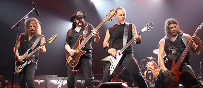 Metallica wspomina Lemmy'ego Kilmistera