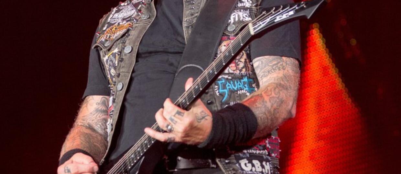 Metallica z coverami Iron Maiden i Deep Purple na 10. płycie
