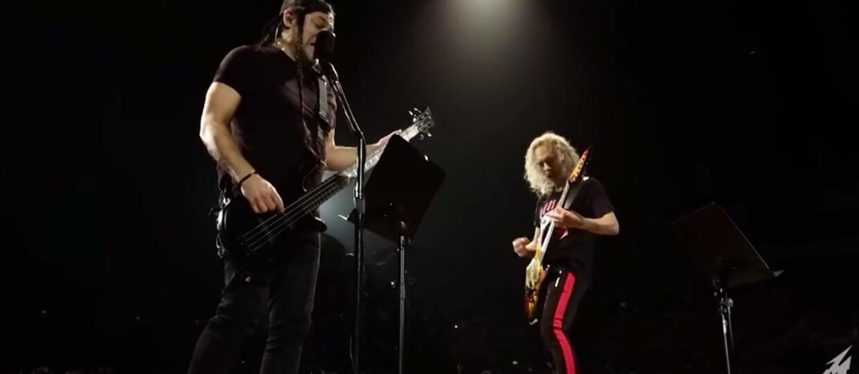 Metallica w coverze Accept
