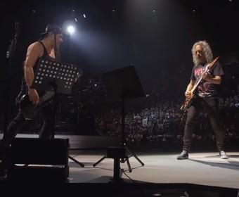 Metallica zagrała na koncertach covery Prince'a i Garbage