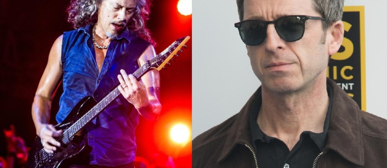 Metallica zagrała utwór Oasis na koncercie w Manchesterze