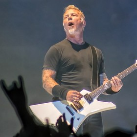 James Hetfield z Metallica