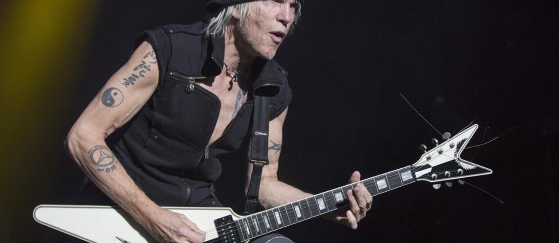 Michael Schenker: Scorpions nie stworzył przez 23 lata niczego wartościowego