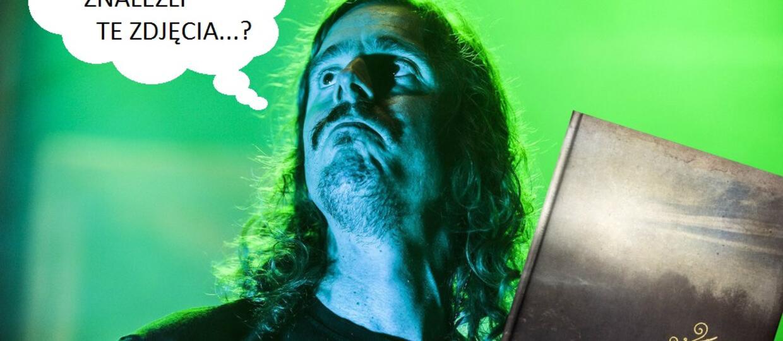 Mikael Akerfeldt pokazał album na 25-lecie Opeth