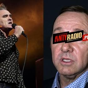 Morrissey: Kevin Spacey został zaatakowany niepotrzebnie