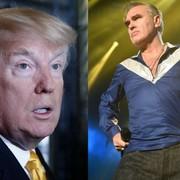 Morrissey: Mógłbym zabić Trumpa dla dobra ludzkości