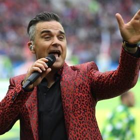 Robbie Williams na mundialu
