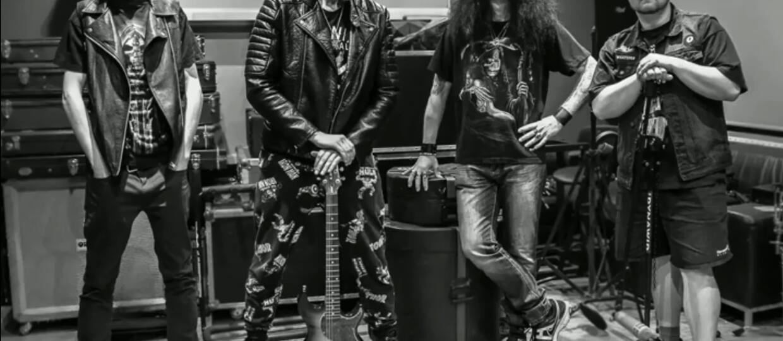 Zespół z Radomia nagrał rockową piosenkę na mundial 2018
