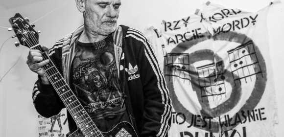 Robert Brylewski - lider Brygady Kryzys