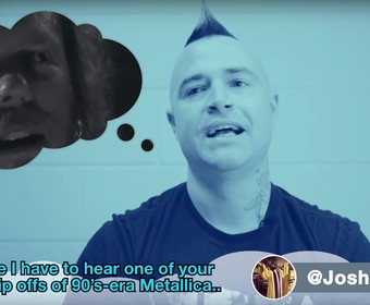 Muzycy Avenged Sevenfold czytają wredne tweety na swój temat w zabawnym wideo