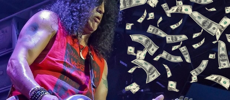 Muzycy, którzy zarobili najwięcej w 2016 roku